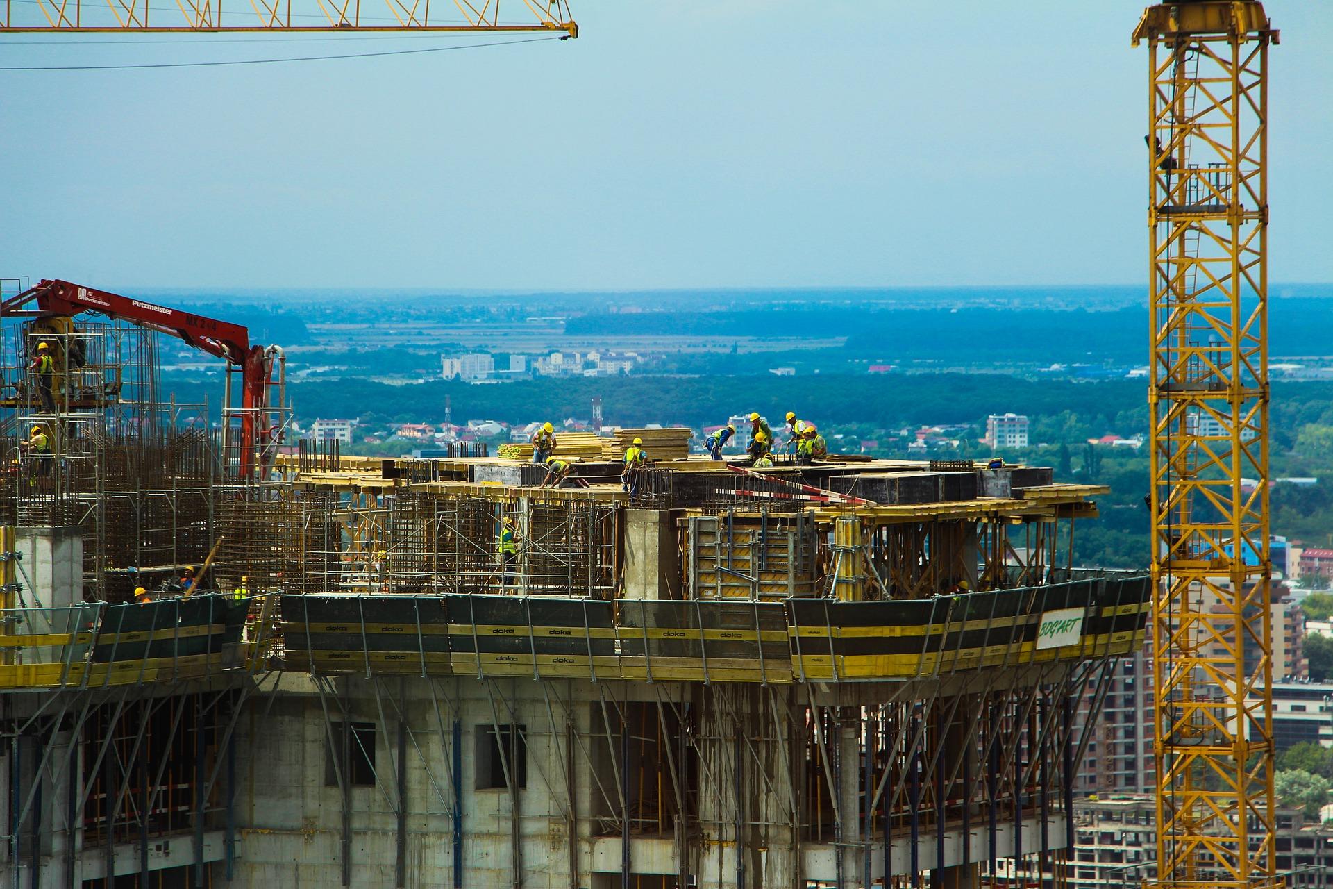 Строительство зданий и сооружений 1,2 уровня ответственности