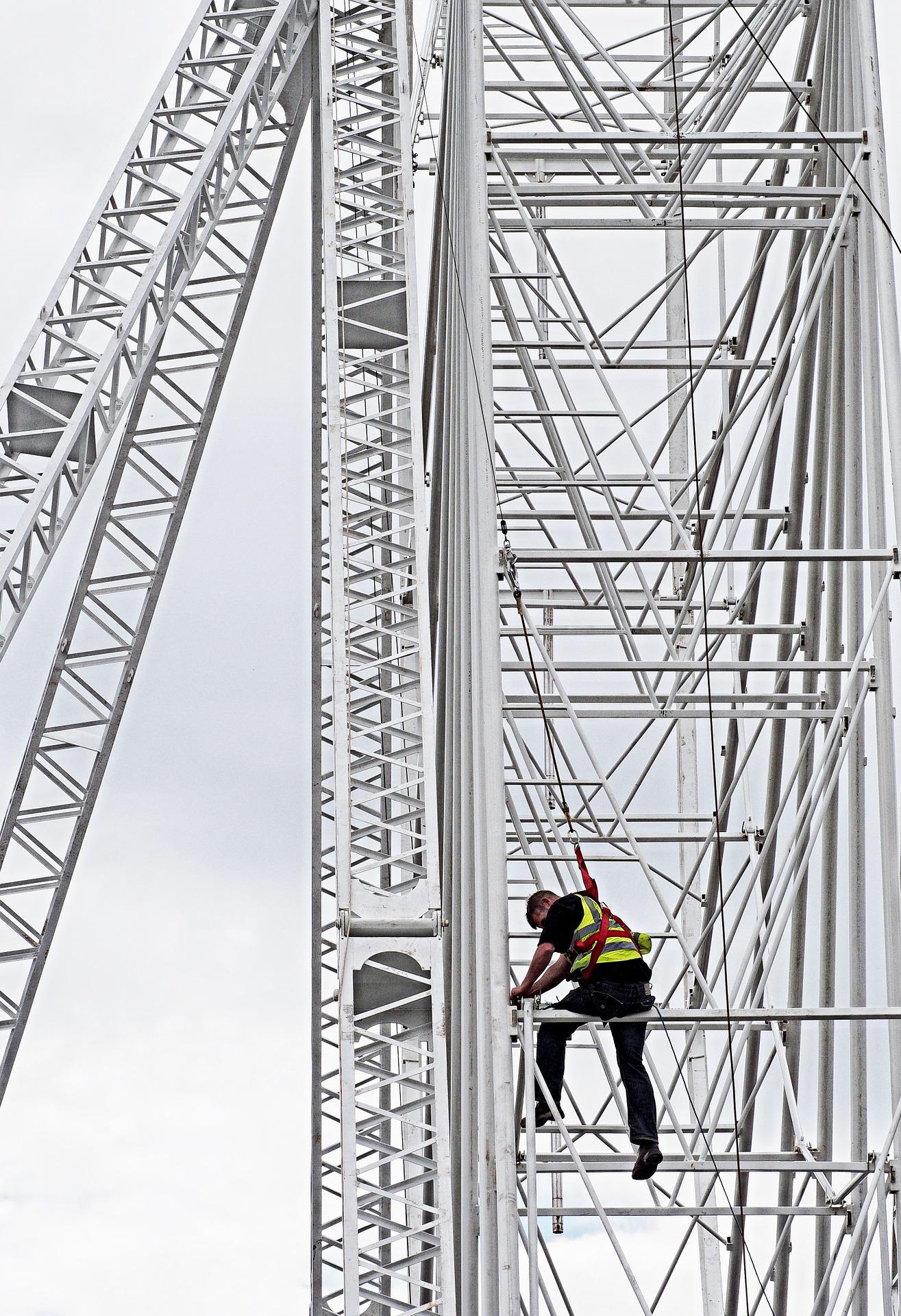 Правила по охране труда при работе на высоте. Работники 2 группы.
