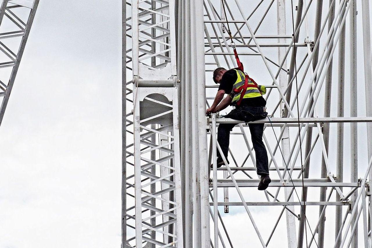 Правила по охране труда при работе на высоте. Работники 3 группы